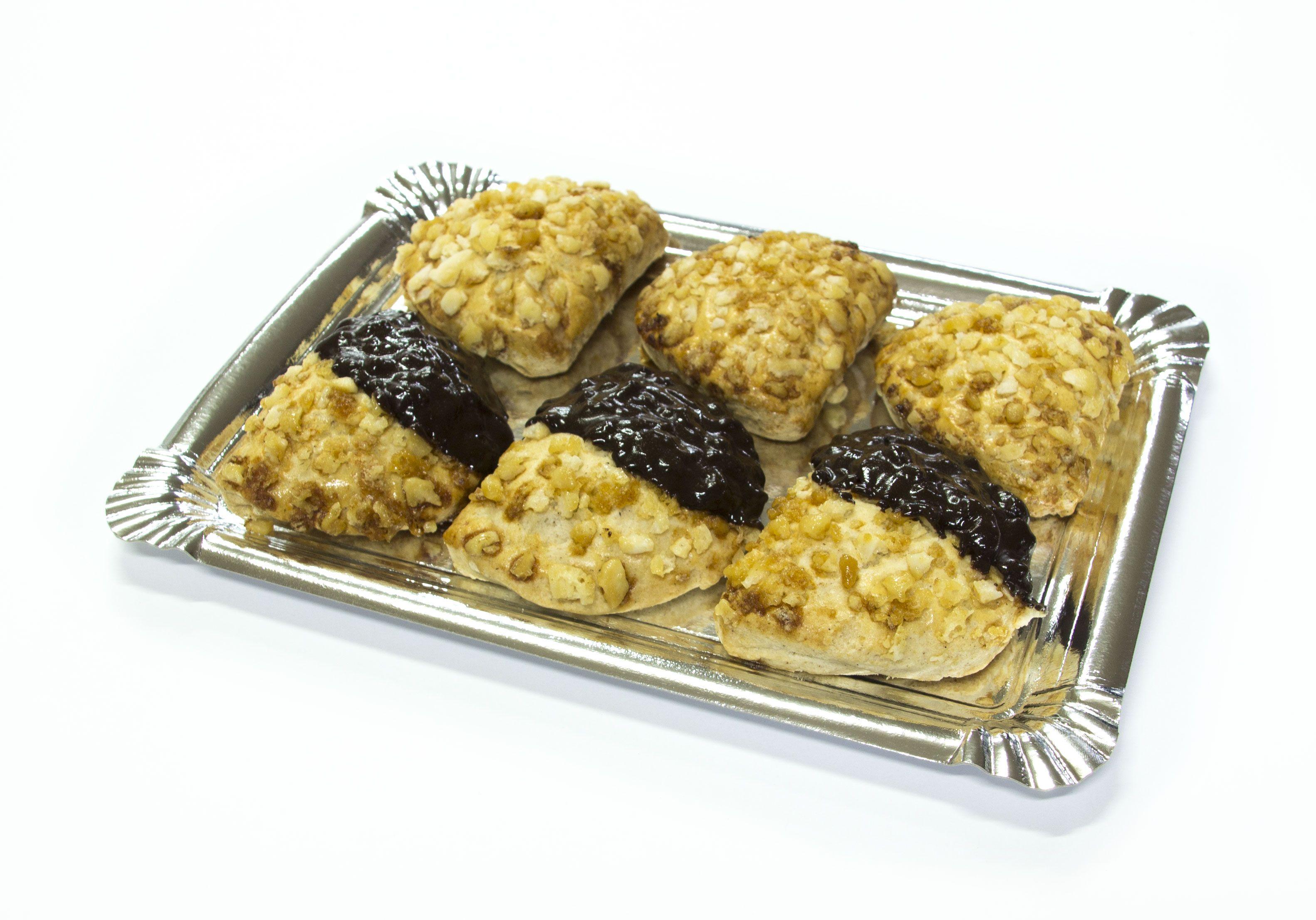 las toledanas es el dulce típico de Toledo